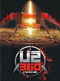 U2 - 360 At The Rose Bowl (DVD)