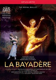 La Bayadere: The Royal Ballet - (Import DVD)