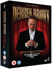 Derren Brown: Live Collection - (Import DVD)