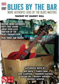 Blues By the Bar - (Import DVD)
