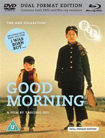 Good Morning - (Import Blu-ray Disc)