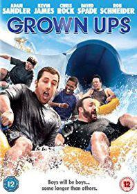 Grown Ups (2010) (DVD)