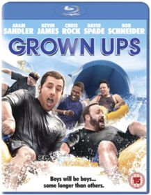 Grown Ups - (Import Blu-ray Disc)