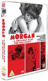 Morgan - A Suitable Case for Treatment - (Import DVD)