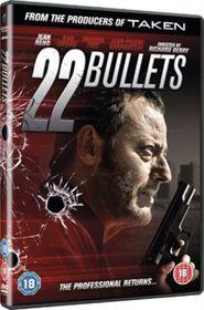 22 Bullets - (Import DVD)