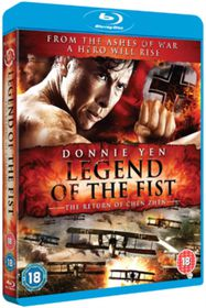 Legend of the Fist - The Return of Chen Zhen - (Import Blu-ray Disc)