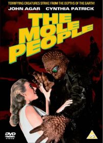 The Mole People - (Import DVD)