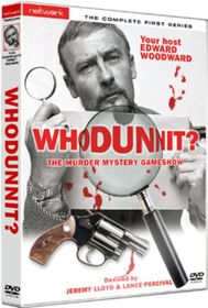 Whodunnit: The Complete First Series - (Import DVD)