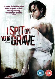I Spit On Your Grave - (Import DVD)