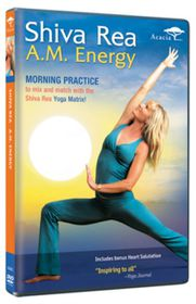 Shiva Rea: A.M. Energy - (Import DVD)