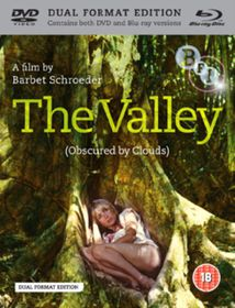 The Valley (Obscured By Clouds) - (Import Blu-ray Disc)