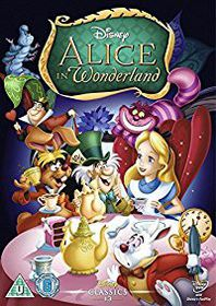 Alice in Wonderland 60th Anniversary Edition (DVD)