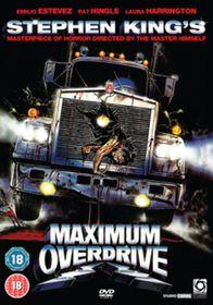 Maximum Overdrive - (Import DVD)