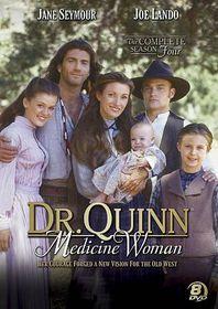 Dr Quinn Medicine Woman:Complete Season 4- (Region 1 Import DVD)