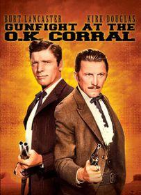 Gunfight at the OK Corra (DVD)