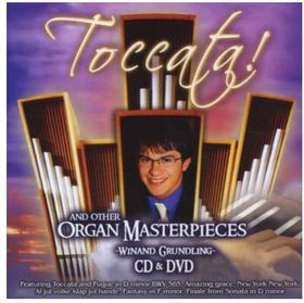 Grundling, Winand - Toccata And Other Organ Hits (CD + DVD)