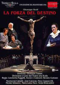 Verdi:La Forza De Destino - (Region 1 Import DVD)