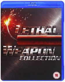 Lethal Weapon Collection 1 - 4 Collection (Parallel Import - Blu-ray)