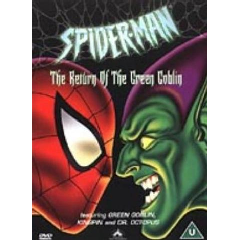 Spider-Man : Return Of The Green Goblin - (DVD)