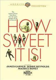 How Sweet It is - (Region 1 Import DVD)