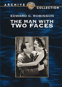 Man with Two Faces - (Region 1 Import DVD)