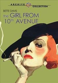 Girl from 10th Avenue - (Region 1 Import DVD)