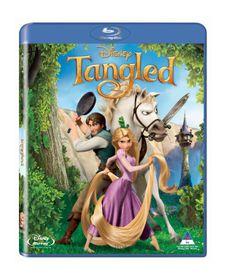 Tangled (2010) (Blu-ray)