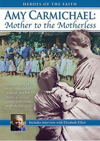 Amy Carmichael: Mother to the Motherless - (Region 1 Import DVD)