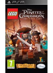 LEGO Pirates of the Caribbean: The Video Game (PSP)