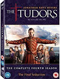 The Tudors Season 4 (DVD)