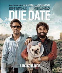 Due Date (2010)(Blu Ray)