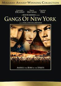 Gangs of New York - (Region 1 Import DVD)