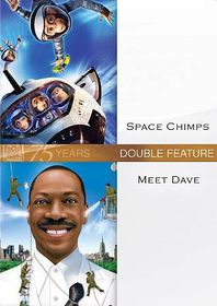 Space Chimps/Meet Dave - (Region 1 Import DVD)