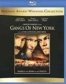 Gangs of New York - (Region A Import Blu-ray Disc)