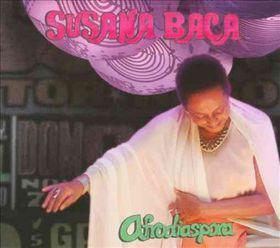 Susana Baca - Afrodiaspora (CD)