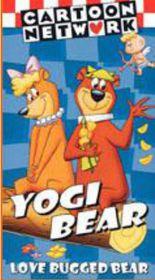 Yogi Bear: Love Bugged Bear (DVD)