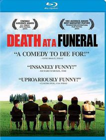 Death at a Funeral - (Region A Import Blu-ray Disc)