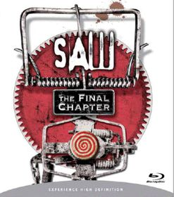 Saw 7: The Final Chapter (2010) (Blu-ray)