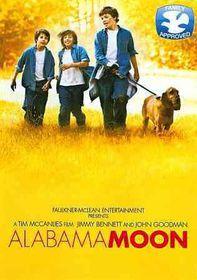 Alabama Moon - (Region 1 Import DVD)
