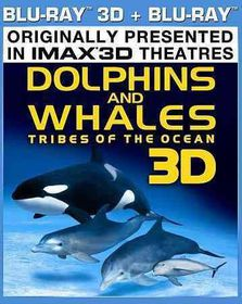Dolphins and Whales 3d - (Region A Import Blu-ray Disc)