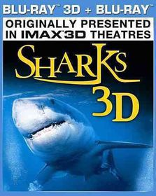 Sharks 3d - (Region A Import Blu-ray Disc)