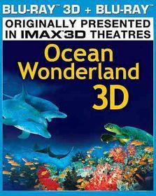 Ocean Wonderland 3d - (Region A Import Blu-ray Disc)