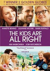The Kids Are All Right(2010) (Import DVD)