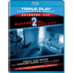 Paranormal Activity 2 (2010) (Blu-ray)