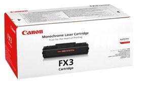 Canon FX-3 Black Laser Toner Cartridge