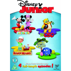 Disney Junior Surprise Party (DVD)