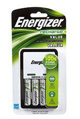 Energizer Rechargeable AA 1300 mAh Battery Bundle