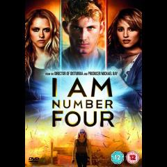 I Am Number Four (2011) (DVD)