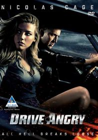Drive Angry (2011) (DVD)