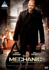 The Mechanic (2011)(DVD)